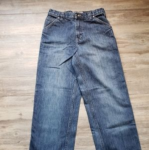 Old Navy Boys Painters Style Jeans